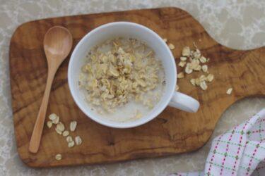 唐沢寿明がハマっているオートミールはどんな食べ物?その効果と食べ方は?